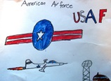 Air Force artwork
