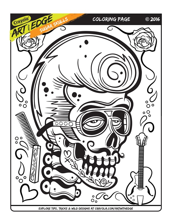 Adult Coloring Pages | Free Coloring Pages | crayola.com