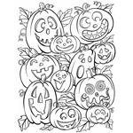 Coloring pages halloween crayola customs ~ Florida Coloring Page | crayola.com