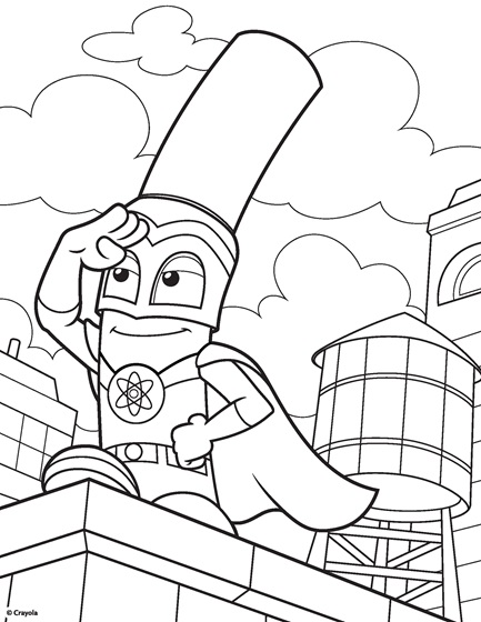 pip squeaks atomic tangerine 3 coloring page