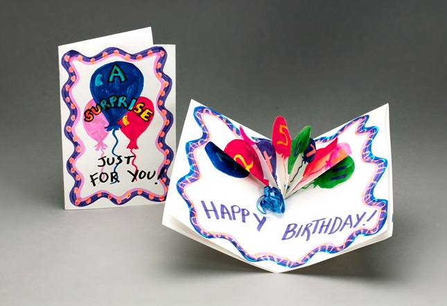 Surprise! Card craft
