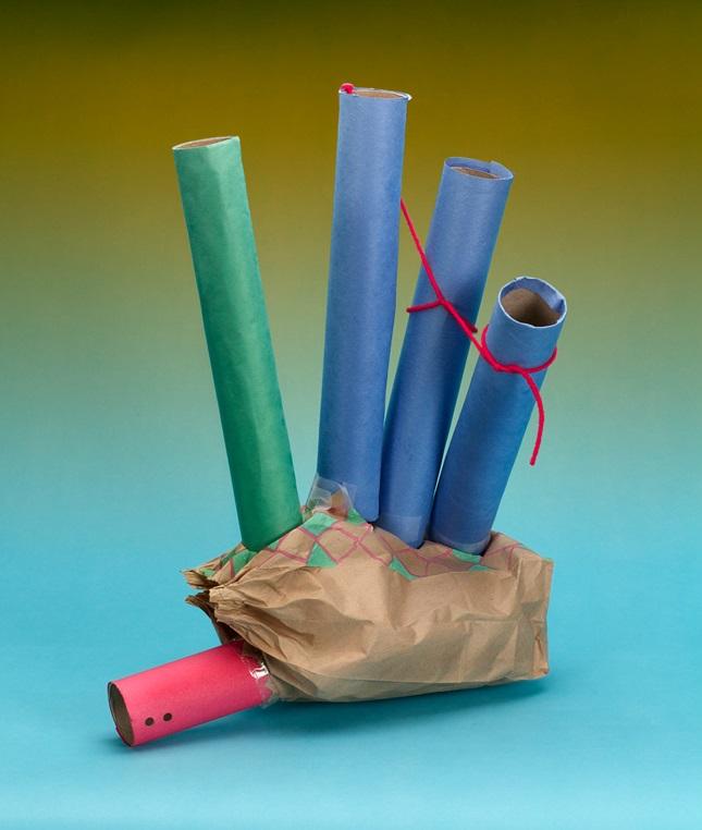 Bonnie bagpipes craft crayola com