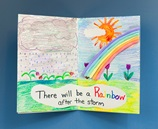 Rainbow Words craft