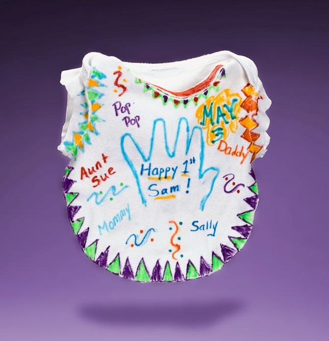 Keepsakes For Babies Crafts Keepsake Baby Bib Craft