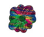 Funky Flowers craft