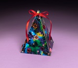 Multicolored Christmas Tree craft