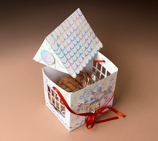 Sparkling Gift Box craft