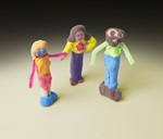 Clothespin People craft