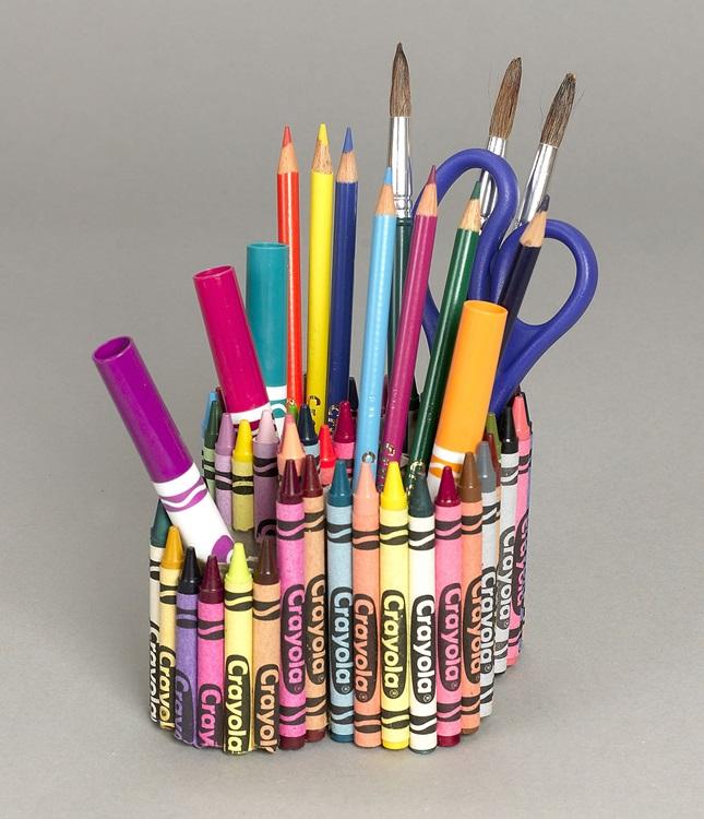 Desk Organizer Craft Crayola Com
