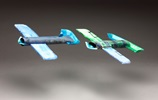 Flying Foam Airplanes craft