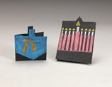 Chanukah Greeting Cards craft