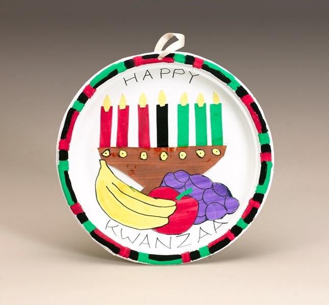 Kwanzaa Craft Kids