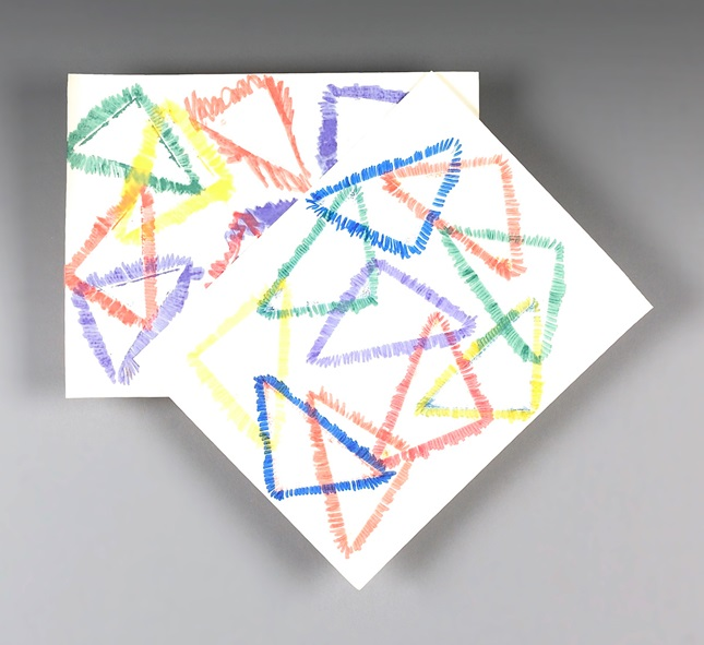 Triangle Wonders craft