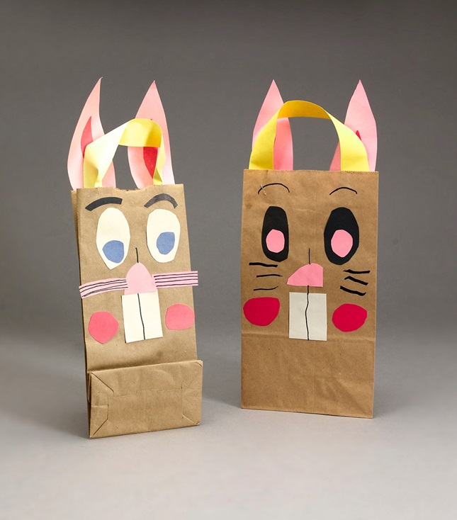 Bunny Gift Bags craft
