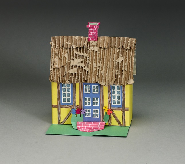 Thatched-Roof Cottage craft