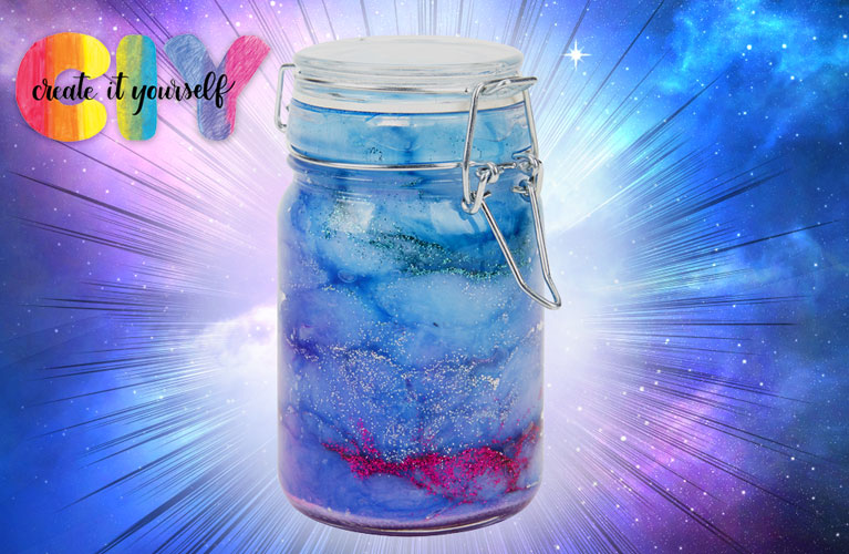 CIY: Galaxy In A Jar