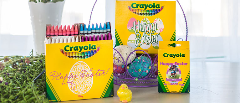 Easter Crayola My Way
