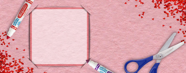 Crayola Valentine's Crafts