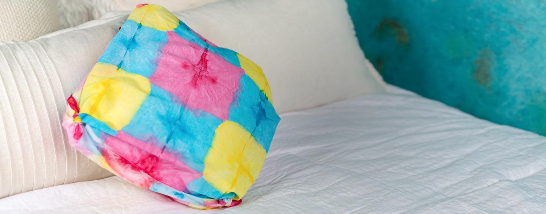 Crayola Craft It Yourself Tie Dye Pillow