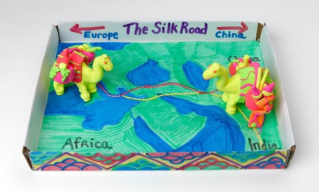 Silk Road Treasures Amp Traders Crayola Com