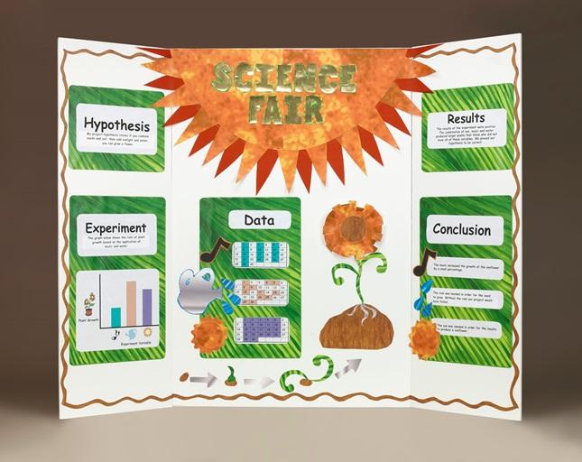 Sensational Science Fair Presentation