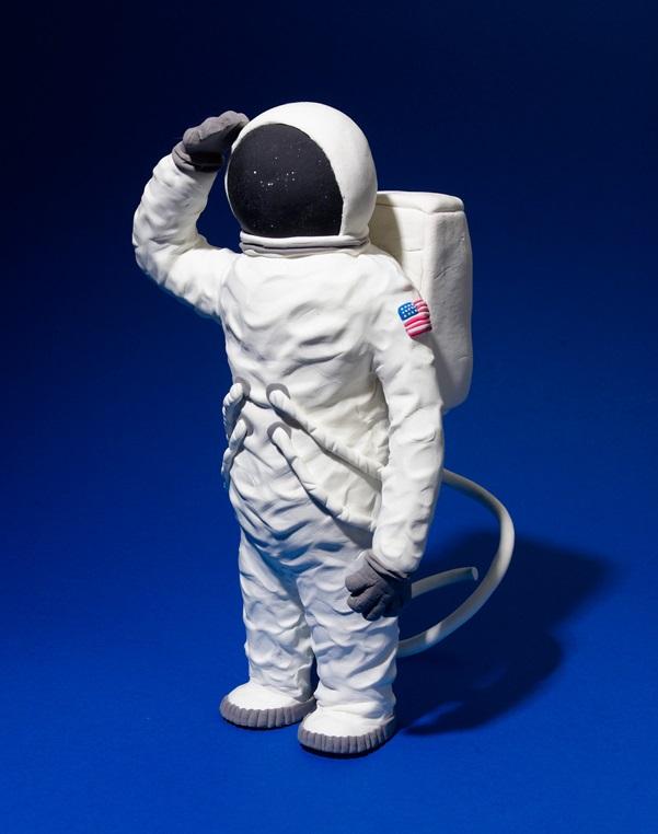 astronaut doing space walk - photo #20