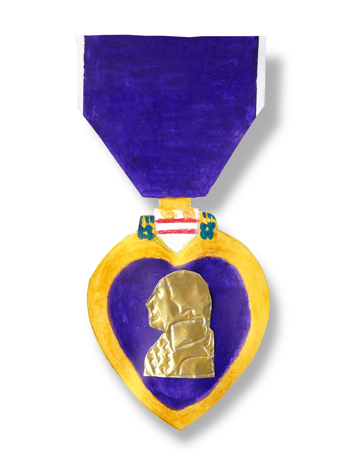 Go back gt gallery for gt purple heart medal outline