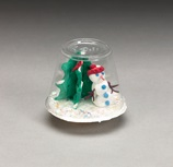 Winter Snow Globe lesson plan