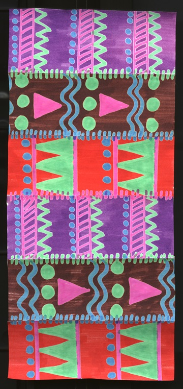 Kente Cloth Crayola Com