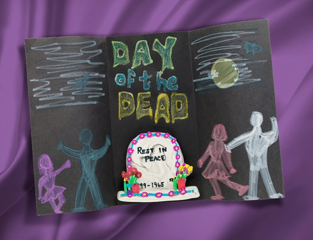 Mexico's Day of the Dead lesson plan