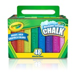 Washable Sidewalk Chalk 48ct