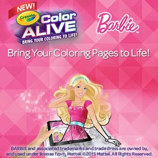 Barbie Color Alive