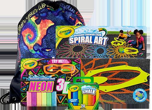 Crayola easter basket bundle