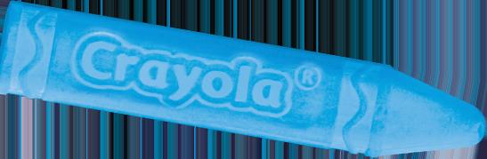 Crayola Blue Chalk Stick